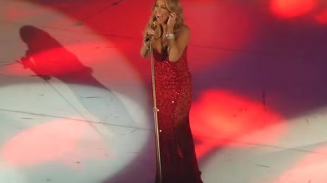 Watch: Mariah Carey Marvels With 'Emotions', 'We Belong Together' & More At Christmas Gig
