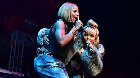 Watch: Lil Kim & Mary J. Blige Reunite At 'Hot For The Holidays'