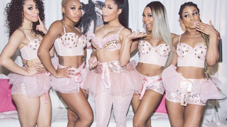 Update: Nicki Minaj - 'Anaconda 2.0 (Full Explicit Version)'