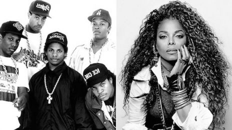 Rock and Roll Hall Of Fame: N.W.A To Be Inducted / Janet Jackson Snubbed