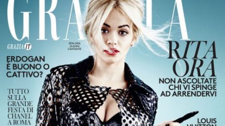 Slay: Rita Ora Rocks 'Grazia'