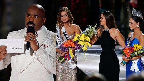Steve Harvey To Host 'Miss Universe 2016' Despite Ratings Slip