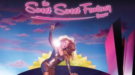 Mariah Carey Announces 'Sweet Sweet Fantasy' European Tour