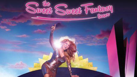 Mariah Carey Announces 'Sweet Sweet Fantasy' European Tour