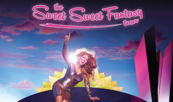 Mariah Carey Announces 'Sweet Sweet Fantasy' European Tour ...