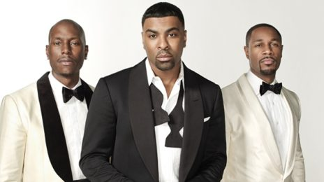 "Drama:  Tyrese Officially Announces TGT Breakup / Ginuwine Calls Him A ""Diva"""