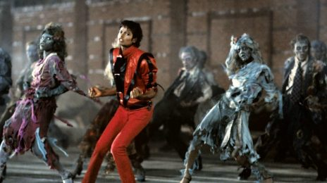 Michael Jackson's 'Thriller' Becomes First Album To Go 30x Platinum