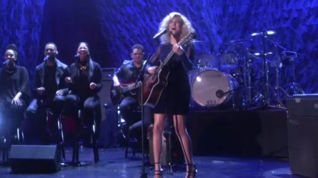 Tori Kelly Smashes 'Should've Been Us' On 'Ellen' [Performance]