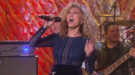 Watch: Tori Kelly Hits Right Notes With 'Hollow' On 'Ellen' [Performance]