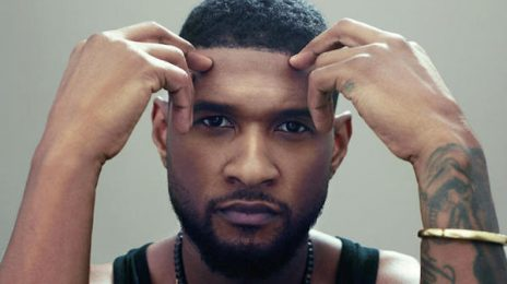 "Usher On New Album: ""It's Coming...Next Year"""