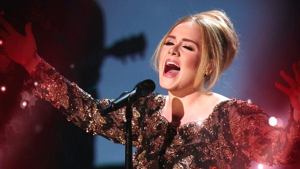 Adele Powers Through Performance Despite Technical Issues At The Grammys