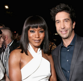 Hot Shots: Cuba Gooding Jnr, Angela Bassett And John Travolta Step Out For 'American Crime'
