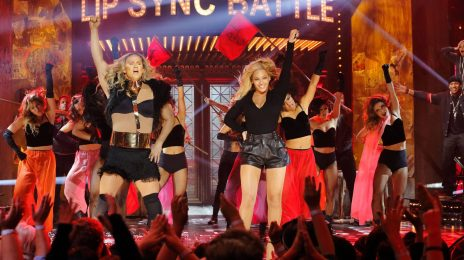'Lip Sync Battle':  Beyonce Brings Down The House [Video]