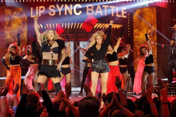 beyonce thatgrapejuice lip sync battle