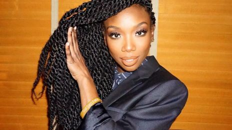 Brandy's Discography Streamed Over 1 Billion Times On Streaming Platforms
