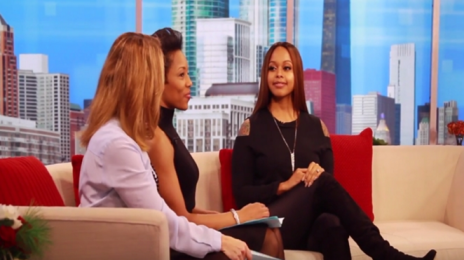 Watch: Chrisette Michele - 'Becoming Mrs. Ellison (Episode 1)'
