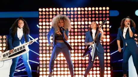Watch: Fleur East Marvels With 'More & More' At NTAs [Performance]
