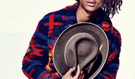 Jaden Smith Becomes Louis Vuitton Womenswear Model