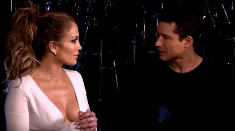 Behind the Scenes:  Jennifer Lopez Shines On Opening Night of Vegas Residency