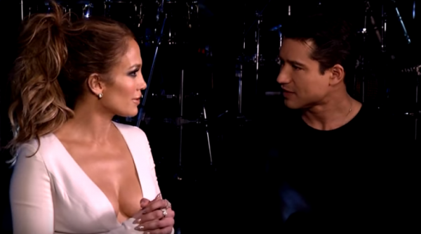 jennifer lopez thatgrapejuice behind the scenes all i have vegas