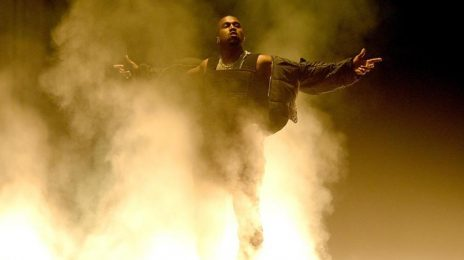 Kanye West To Stream 'SWISH' In Theaters Worldwide On February 11th