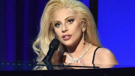 Watch:  Lady Gaga Performs 'Til It Happens...' At 2016 PGA Awards