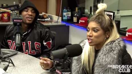 Watch: Lil Mama Returns To 'The Breakfast Club'
