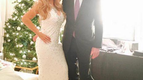 Watch: Mariah Carey Confirms Engagement To Billionaire Boyfriend