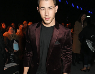 Hot Shots: Nick Jonas Steps Out In Style For 'TopMan'
