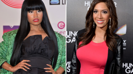 Farrah Abraham To Nicki Minaj:  'Focus On Your Rapist Brother'