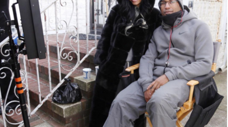 Hot Shots: Nicki Minaj Returns To Queens, New York For ABC TV Series