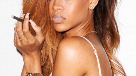 Rihanna Is Still Working 'ANTI' Album