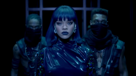 Rihanna Completes New Album / Celebrates With #ANTIIsFinished Party
