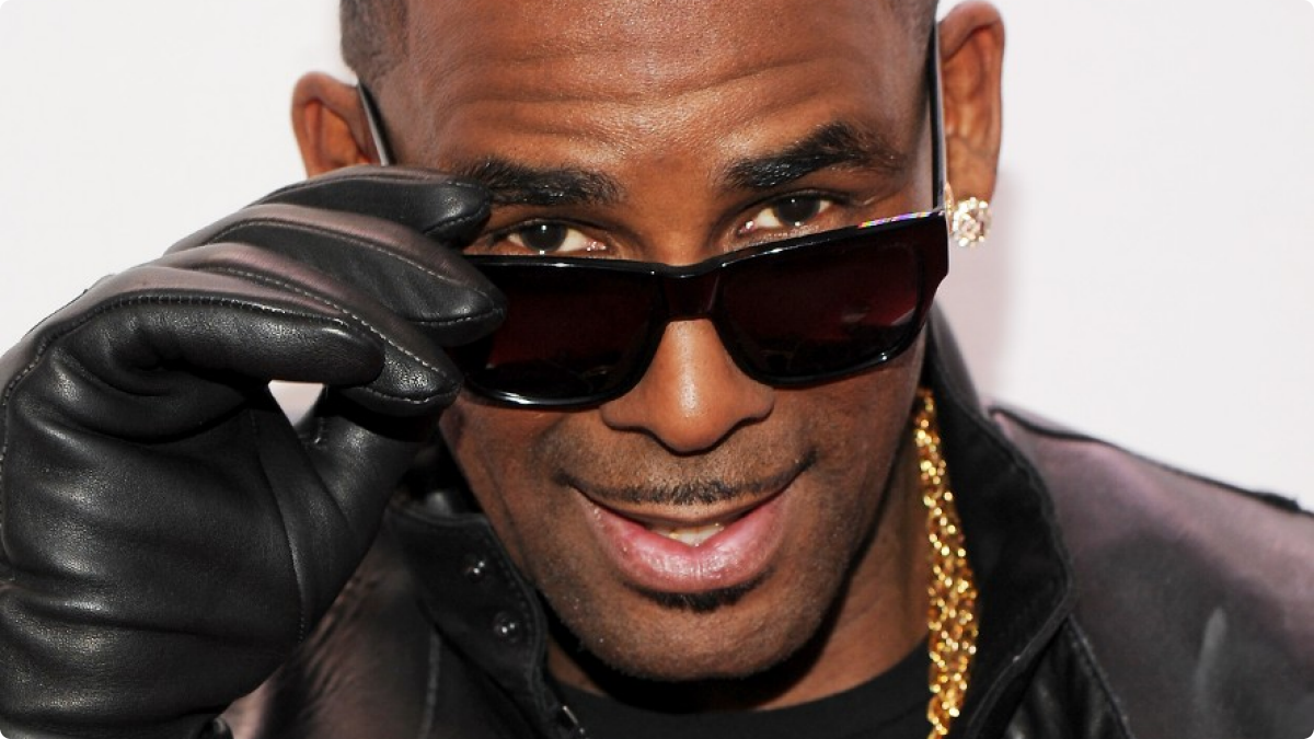 Explosive: R. Kelly Embroiled In New