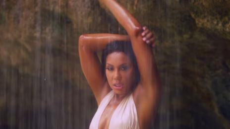 Exclusive: Tamar Braxton Has Caribbean Meltdown ['Tamar & Vince' Scene]
