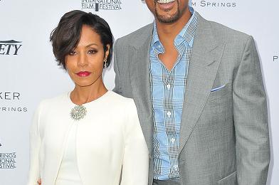 Hot Shots: Will Smith & Jada Pinkett Celebrate Variety's 'Creative Impact Awards'