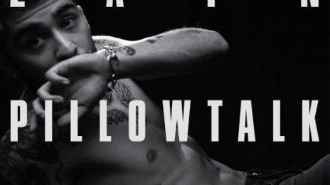 New Video: Zayn Malik Releases 'Pillow Talk' Video