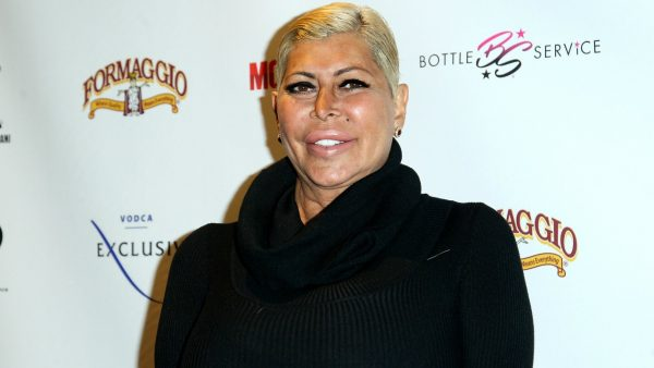 """attends Mob Wives """"The Last Stand"""" Season 6 Viewing Party at Funky Monkey Lounge on January 13, 2016 in Staten Island, New York."""
