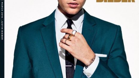 Justin Bieber Covers 'GQ'