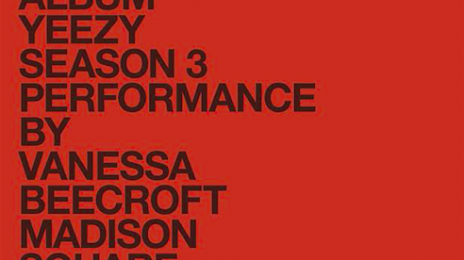 Live Stream: Kanye West - Yeezy Season 3 / Album Premiere