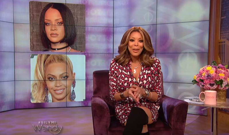 Wendy Williams Rihanna Is Not A Legend Nor Will She