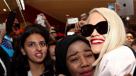 Hot Shots: Rita Ora Launches Clothing Line In Dubai
