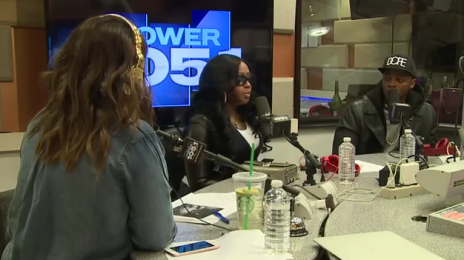 Remy Ma Talks New Music, 'Love & Hip Hop' & Fat Joe Album With 'Angie Martinez'