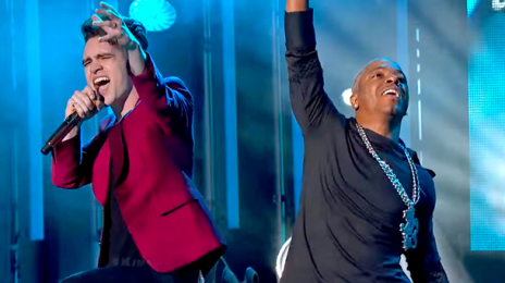 Watch: Sisqo Performs 'Thong Song' Live... With 'Panic At The Disco'