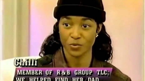 Retro Rewind: TLC's Chilli Finds Her Long Lost Family...Live On Television