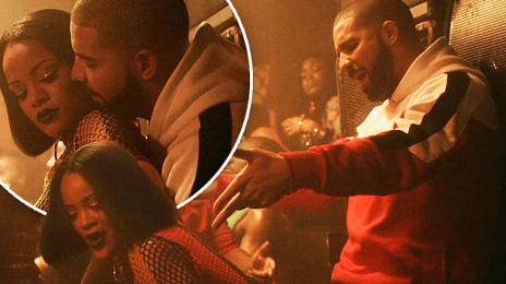 New Video: Rihanna - 'Work (ft. Drake)'
