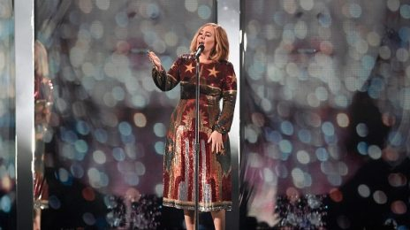 Watch: Adele Performs 'When We Were Young' At The 2016 BRIT Awards