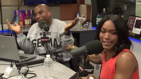 Watch: Angela Bassett Dines At 'The Breakfast Club' / Dishes On Racial Diversity