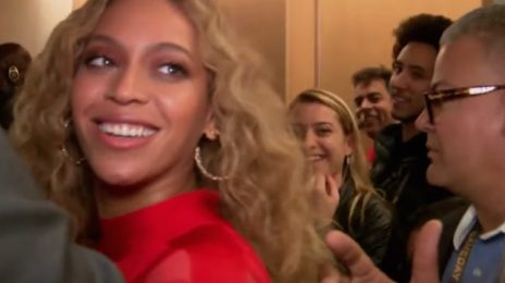 Beyonce Dishes On Super Bowl Performance