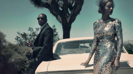 Hot Shot: Beyonce & Jay Z Visit The Cooper Hewitt Design Museum